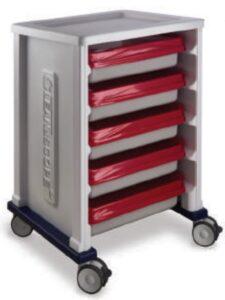 CLEANASCOPE™ System für Transport und Kurzzeitlagerung