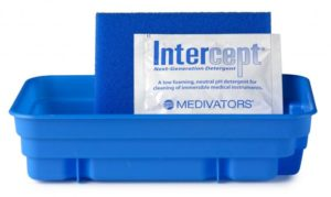 Intercept Bedside Kit CANTEL Procedure manual cleaning