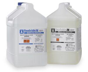 Rapicide detergent disinfectant CANTEL