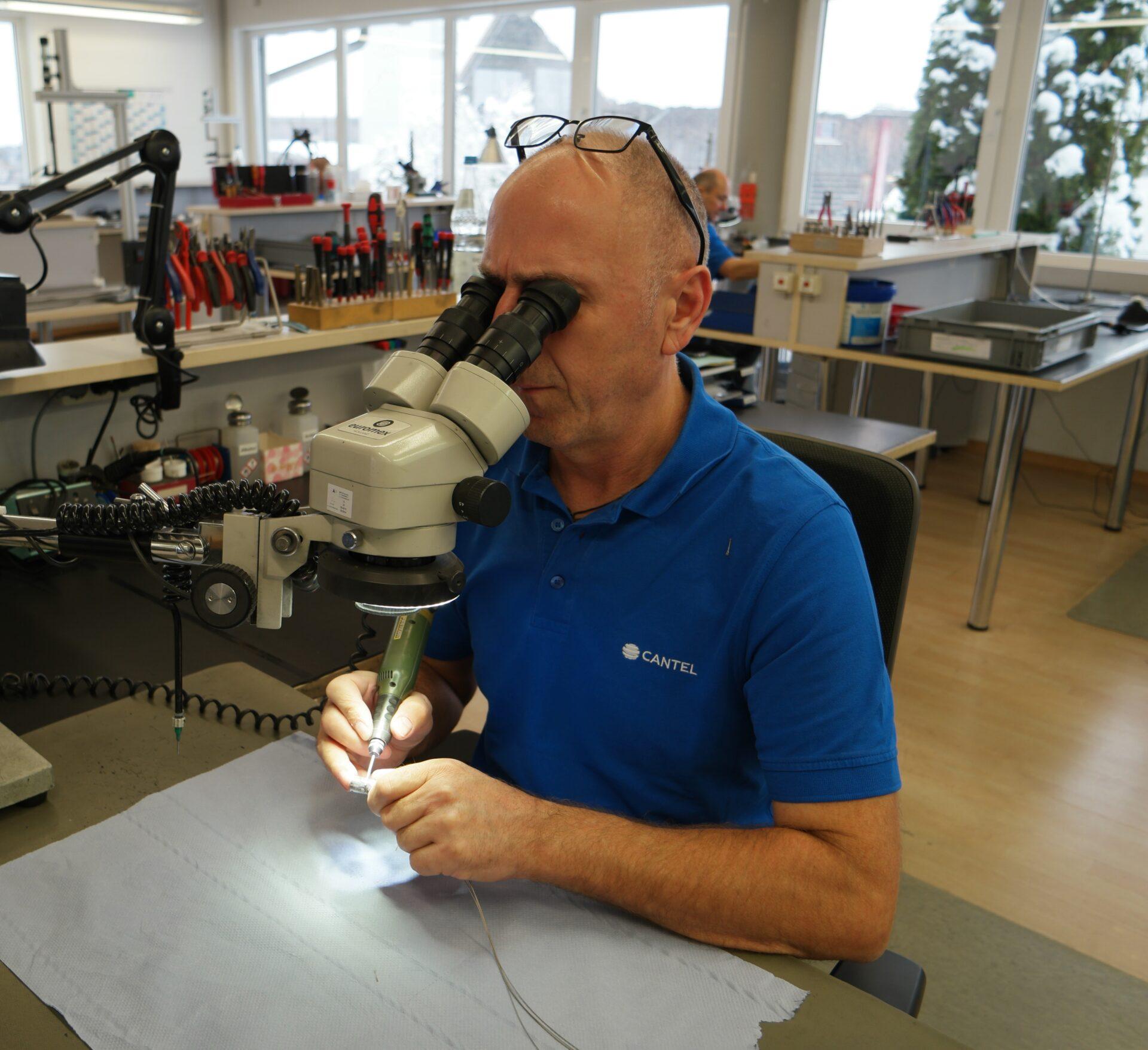 Effiziente und wirtschaftlich optimale Lösungen im Bereich der Endoskopreparatur