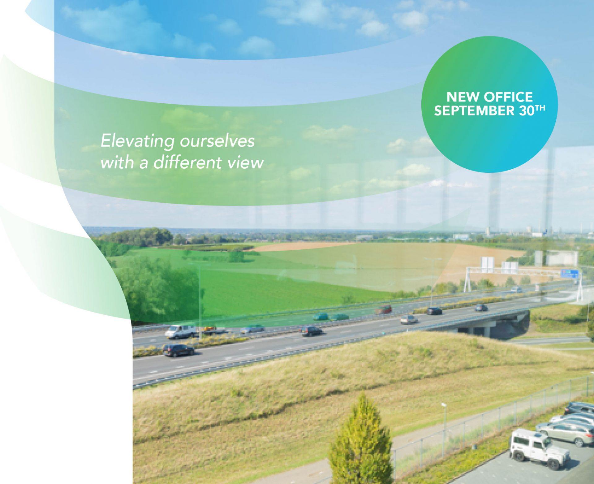 Nieuwe kantoorlocatie Cantel NL